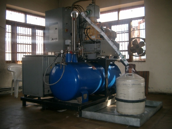 LN2 plant liquid nitrogen plant and canister ba 32